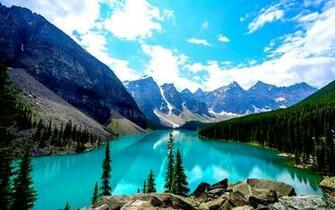 Banff National Park Canada Wallpaper