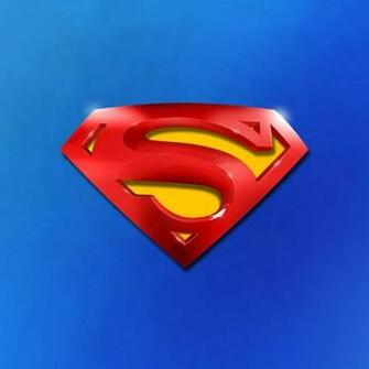 iPad Wallpapers Superman logo   Movie TV iPad iPad 2 iPad mini