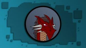 Cartoon Dragon Background by PugWizer on deviantART