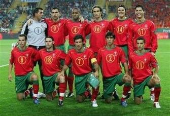 Football Wallpapers Portugal Football Team