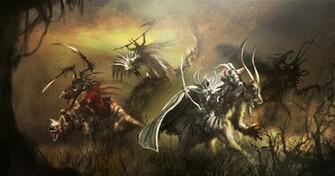 Pin Four Horsemen Of The Apocalypse Wallpaper