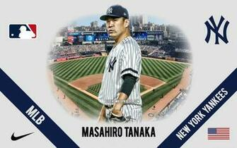 Download wallpapers Masahiro Tanaka New York Yankees Japanese