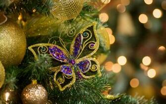 Christmas decorations wallpaper 24573