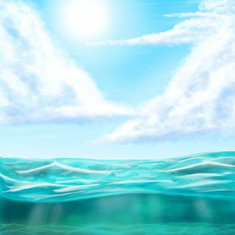 Ocean Backgrounds