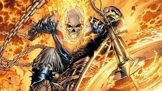 HD Wallpapers Ghost Rider 2 Wallpapers Collection
