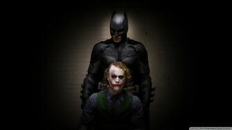 Batman And Joker Wallpaper 1920x1080 Batman And Joker