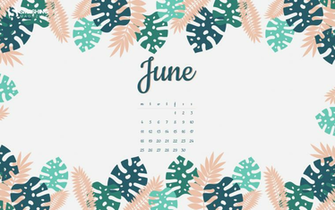 Cheerful Desktop Wallpapers To Kick Off June 2018 Edition