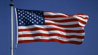 USA American Flag Desktop Wallpaper