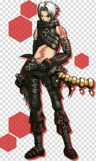 Haseo hackINFECTION hackGU Character Anime transparent