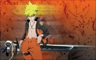 Epic Naruto Wallpaper [naruto wsword looks epic]