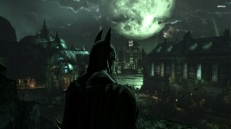 Batman   Arkham Asylum wallpaper   Game wallpapers   2359