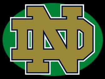 Notre Dame Football Logo Notre dame fighting irish