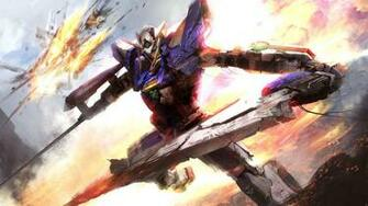 Gundam Exia exterminate the targets wallet by