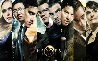 heroes tv series tv posters 1440x900 wallpaper Character Wallpaper
