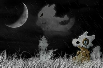 Cubone   Pokemon Wallpaper