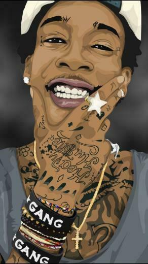 Wiz Khalifa Pop Art Wallpapers   Top Wiz Khalifa Pop Art