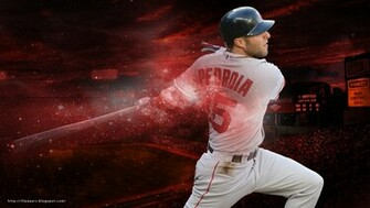 Wallpapers Backgrounds More Boston Red Sox Dustin Pedroia