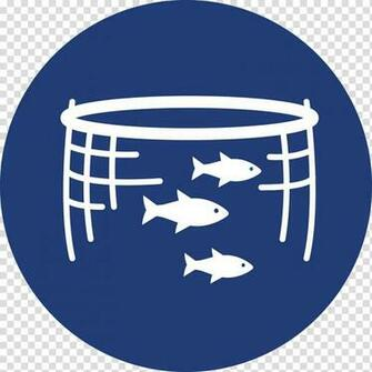 Other Aquaculture Logo Engineering design transparent background