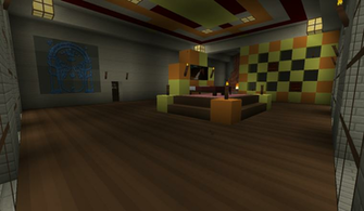 Queen and Kings Bedroom by kyidyl minecraft