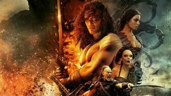 Movie   Conan The Barbarian 2011 Conan The Barbarian Wallpaper