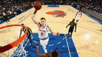 Kristaps Porzingis off to historic start for New York Knicks NBAcom