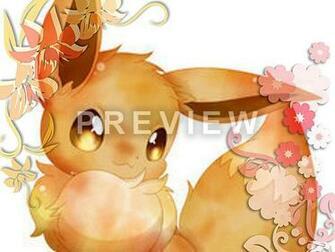 Cute Eevee Wallpaper Eevee cute wallpaper