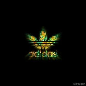 Adidas Logo Wallpaper download   Adidas HD Wallpaper   Appraw
