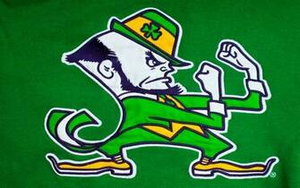 Pin Notre Dame Fighting Irish Logo