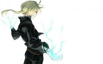 Edward Elric HD Wallpapers
