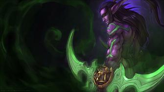 Free download Illidan Stormrage Legion TBC Animated ...