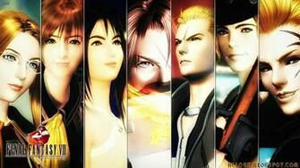 Games Movies Music Anime My Final Fantasy VIII HD Wallpaper 2