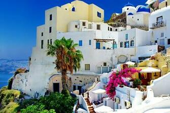 74 Santorini HD Wallpapers Background Images