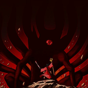 Naruto Ten Tailed Beast HD wallpaper 896 x 892   Wallpapers