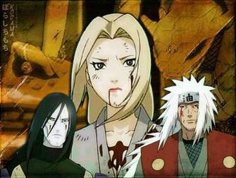 Naruto Tsunade Wallpapers