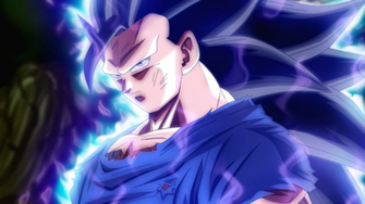 Goku Super Saiyan Ultra Instinct 3 by rmehedi