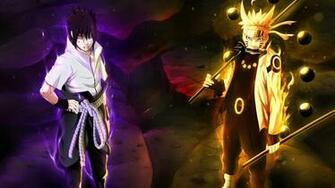 Naruto Sage Sasuke Rinnegan Eye Wallpaper HD