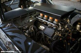 1965 Ford Mustang Hoonigan ASD Gymkhana Seven drift hot rod rods