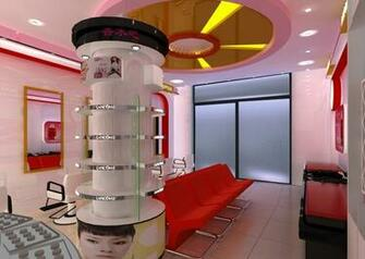 salon interior design 3D house 3D house pictures and wallpaper