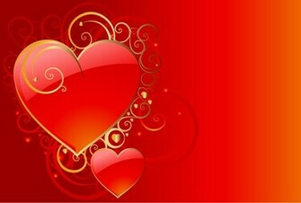 Valentine Hearts Wallpaper Love Heart Wallpapers Valentines Day