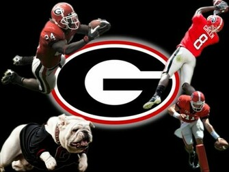 Georgia Bulldogs Football Wallpaper 1st go at a uga wallpaper
