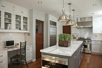 kitchen   Dunn Edwards Silver Spoon   Cynthia Marks Interiors