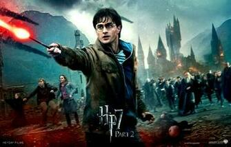 Harry Potter And The Deathly Hallows Video Game Wallpapers