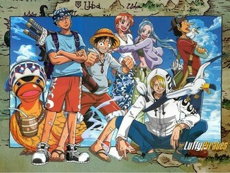 One Piece Wallpapers fond dcran photos en HD