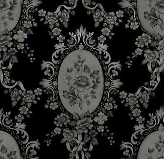 victorian pattern by