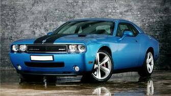s1600dodge challenger front view 1366x768 HD wallpaperjpg