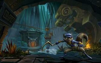 Sly Cooper Thieves in Time [2] wallpaper   Game