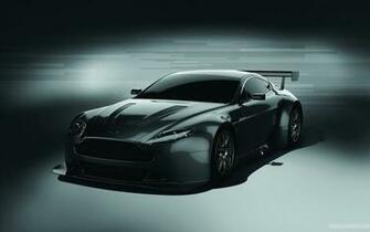 2012 Aston Martin Vantage GT3 Wallpaper HD Car Wallpapers