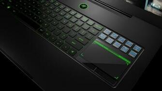 4K wallpaper   Hi tech   games laptop Razer blade   3840x2160