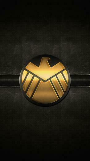Showing Gallery For Marvel Shield Logo Iphone Wallpaper