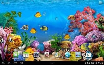 Aquarium live wallpaper   Android Apps Games on Brothersoftcom
